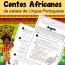 Contos africanos de países de língua portuguesa