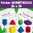 Formas Geométricas - 2D e 3D