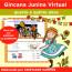 Gincana Junina Virtual - para Google Classroom