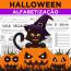 Halloween - Alfabetização
