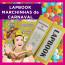 Lapbook MARCHINHAS DE CARNAVAL