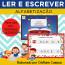 Ler e Escrever - Google Classroom - Alfabetização