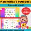 Matemática e Português - Ed. Infantil - para GOOGLE CLASSROOM