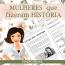 Mulheres que fizeram história - edição BRASIL