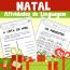 NATAL - Atividades de Linguagem