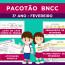 PACOTÃO FEVEREIRO BNCC - 3º ano