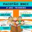 Pacotão BNCC - Fevereiro - 3º ano