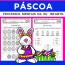PÁSCOA - Processos Mentais na Educação Infantil