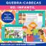 Quebra-Cabeça - Ed. Infantil - para GOOGLE CLASSROOM